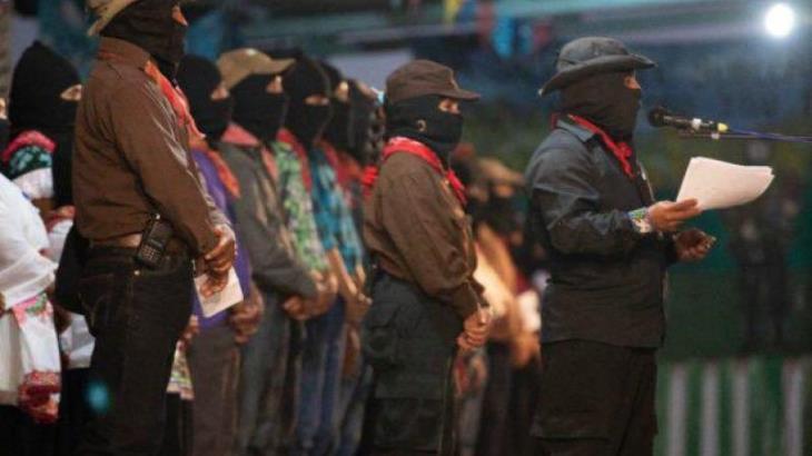 Da Obrador la bienvenida a intención del EZLN de ampliar área de influencia en Chiapas