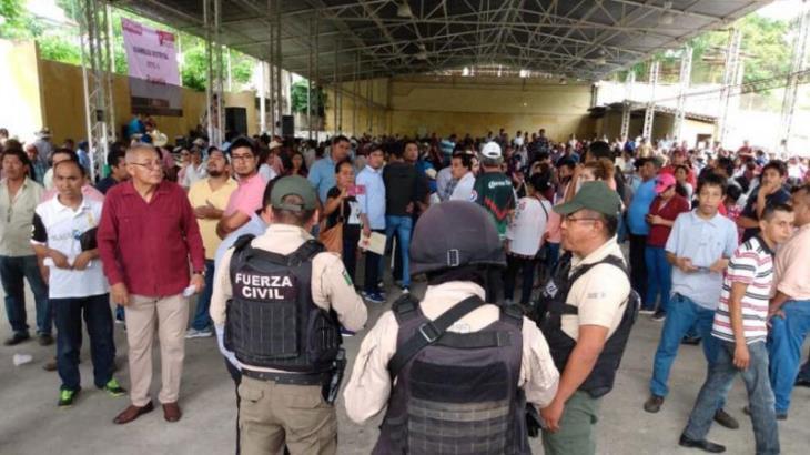 Por violencia suspende Morena por segunda ocasión sus asambleas en 5 entidades del país, incluido Tabasco