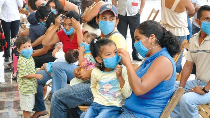 Confirman primer muerte por influenza en Tabasco
