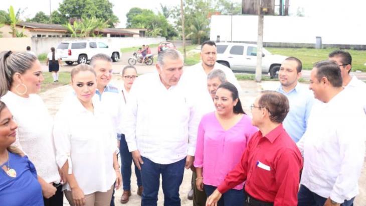 Anuncia AALH frigorífico regional en Huimanguillo