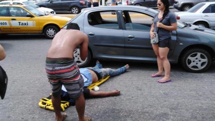 Muere hombre tras recibir descarga eléctrica en fraccionamiento Bicentenario