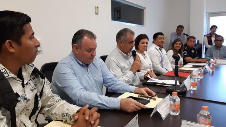 Instalan Comisión de Refugios Temporales en Tabasco