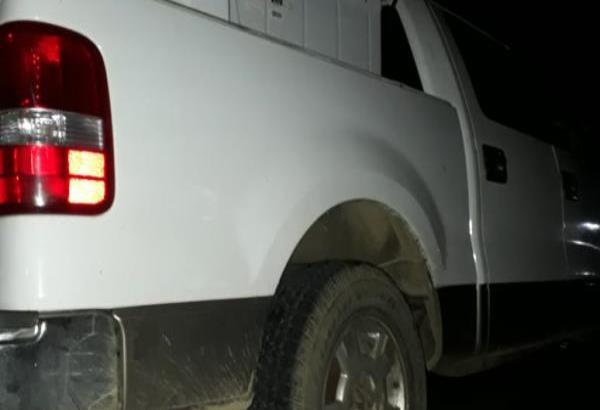 Recuperan camioneta cargada con enseres domésticos robada en Tacotalpa