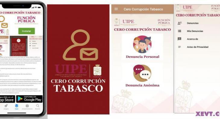 Ve bien comisión de Obras Públicas App 'Cero Corrupción Tabasco'