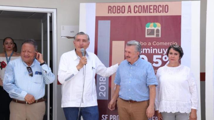 Inauguran nuevas instalaciones del Centro de Procuración de Justicia de Cárdenas