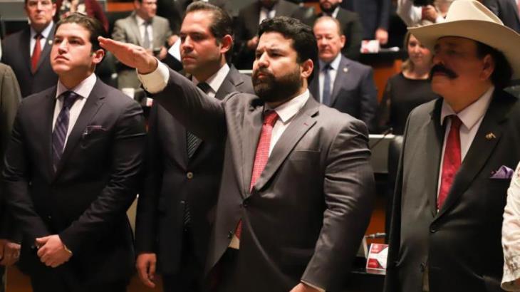 Elige Senado a Rogelio Hernández como comisionado presidente de la CNH