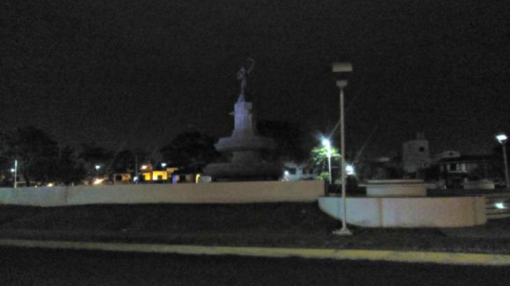 Destina Centro 2.8 MDP para fuente de La Diana Cazadora
