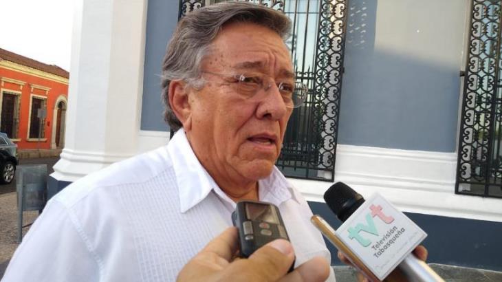 Ventila alcalde de Balancán que FGE investiga a funcionario de su administración