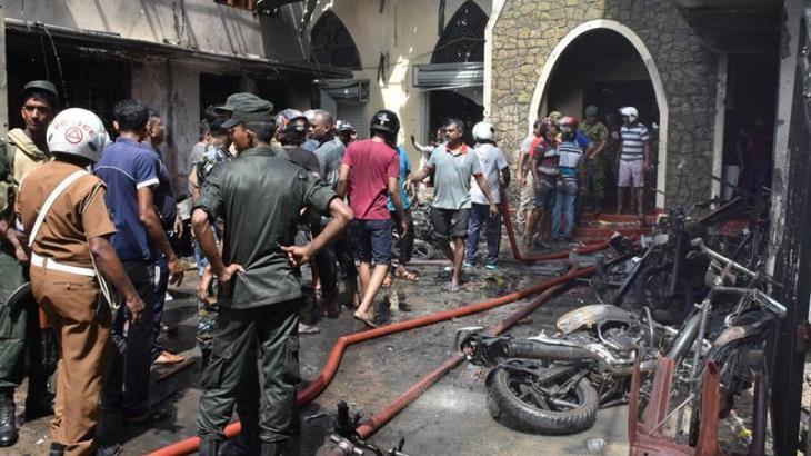 México condena los actos terroristas de Sri Lanka; expresa solidaridad con su pueblo