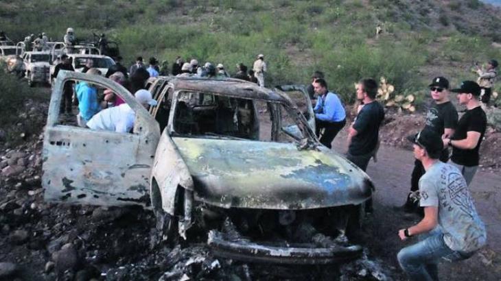 Capturan fuerzas federales a involucrados en asesinato de integrantes de la familia LeBarón