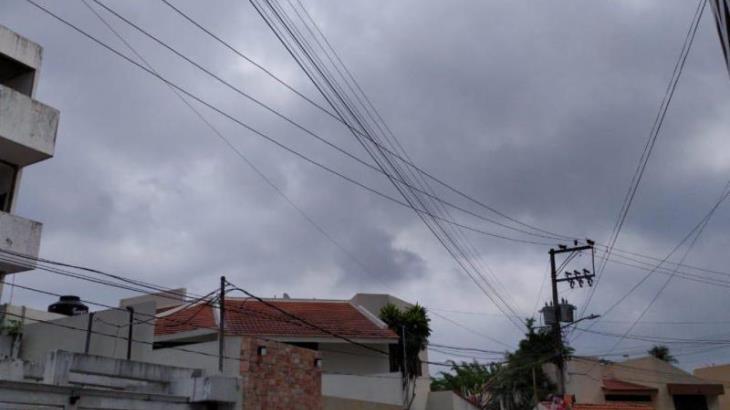 Se esperan hoy lluvias fuertes de hasta 75 milímetros en Tabasco