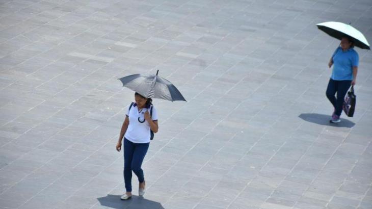 Hasta 36 grados a la sombra se presentarán este miércoles en Tabasco