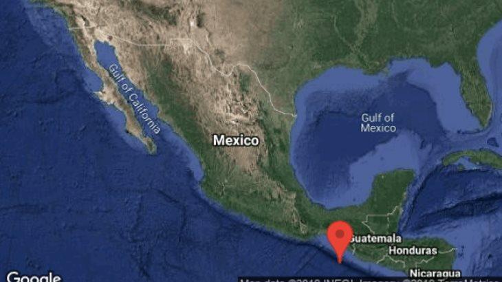 Se registra sismo de 6.4 en Chiapas; no se reportaron daños