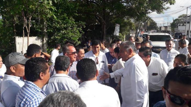 El OSFE está obligado a presentar denuncias ante reprobación de cuenta pública de ANJ: Adán Augusto