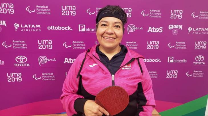 Cae primera medalla de oro para México en los Parapanamericanos