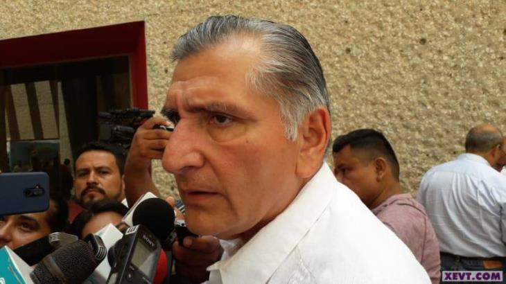 Evita Adán Augusto opinar de nuevo sobre renovación de dirigencia nacional de Morena
