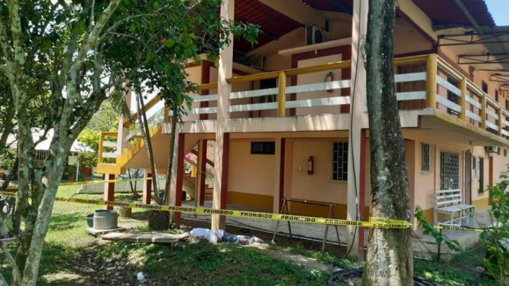 Ejecutan a balazos al propietario de un hotel en Huimanguillo