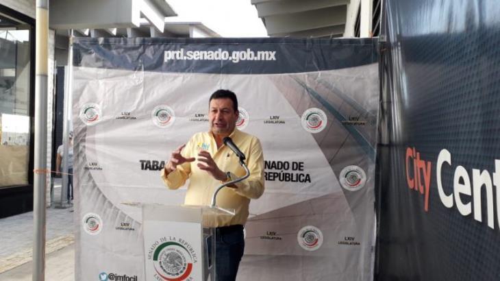 Respalda Fócil prohibición del INE a servidores de la nación para promover a Morena y a AMLO