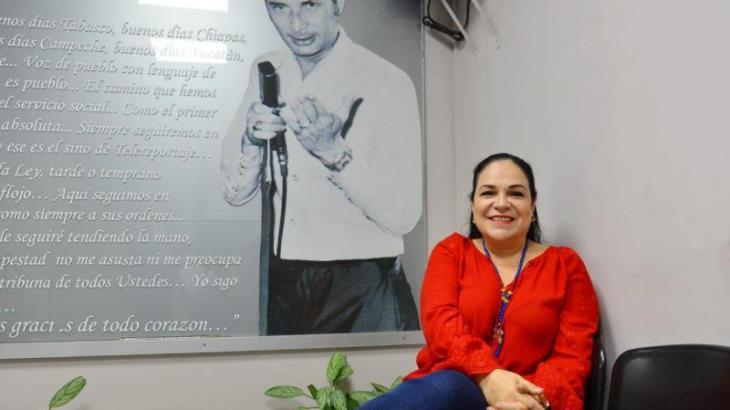 Mi elección no fue un madruguete: Mónica Fernández