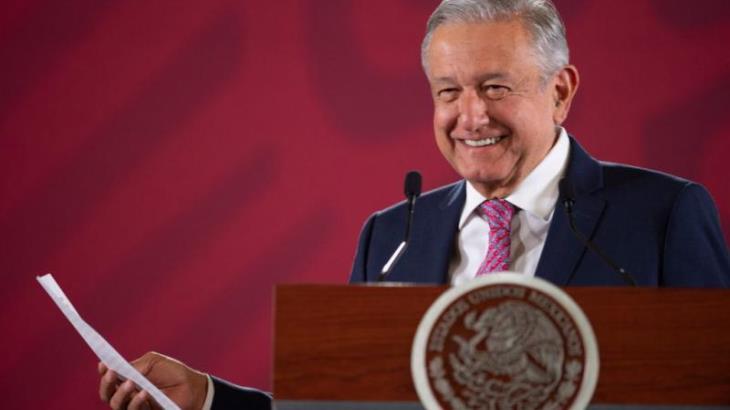Cuestionan a Obrador sobre la felicidad de los mexicanos