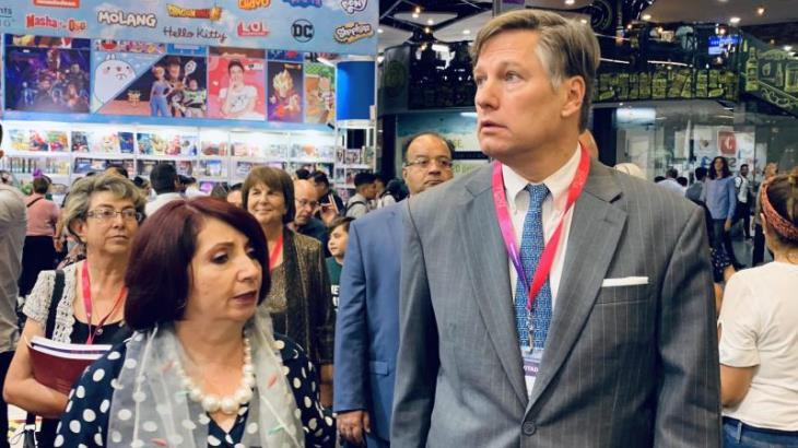Adelanta embajador de EEUU que el T-MEC experimentaría cambios antes de su ratificación
