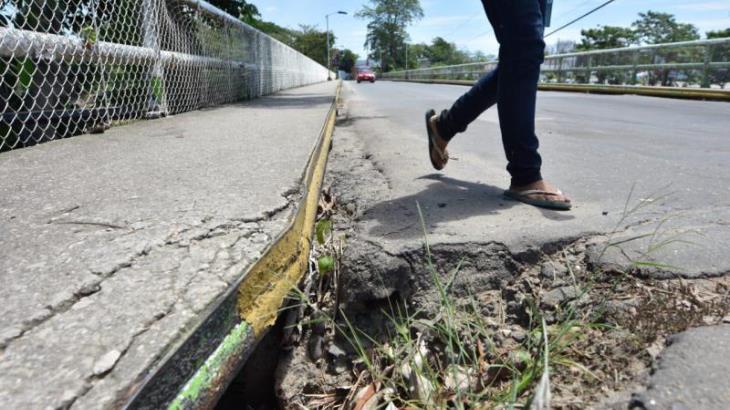 Arreglará JEC cinco puentes deteriorados en 3 municipios