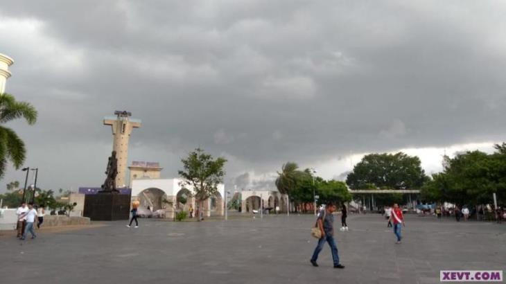Podrían continuar las lluvias hoy en Tabasco