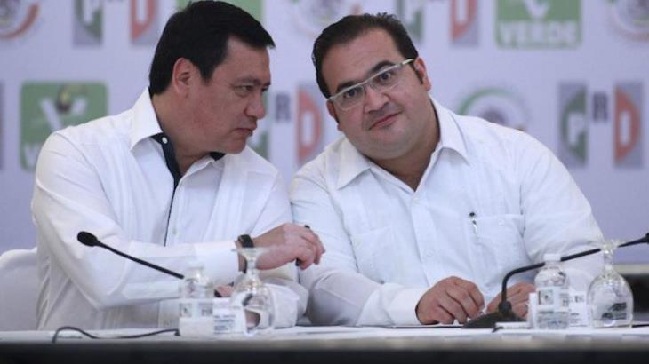 Se deslinda Osorio Chong de cualquier arreglo con Javier Duarte
