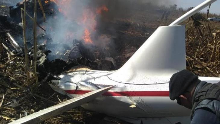 Publicarán el 25 de octubre informe final del accidente donde fallecieron Martha Erika Alonso y Rafael Moreno Valle