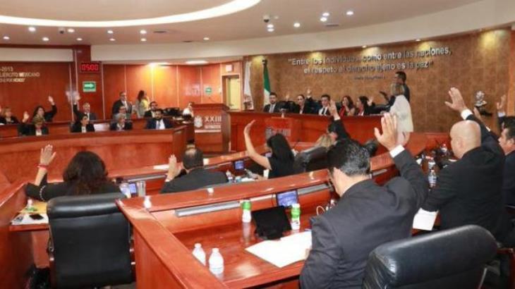 Congreso de Baja California avala consulta por Ley Bonilla