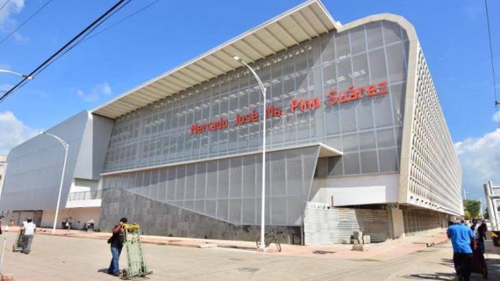 FOTO GALERÍA: Casi una realidad la apertura del mercado José María Pino Suárez