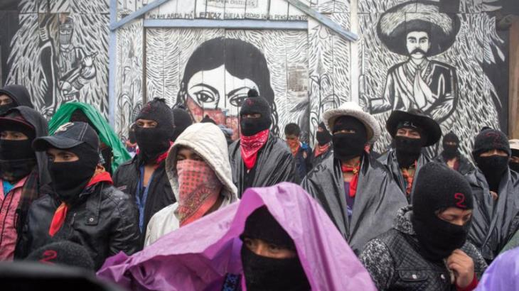 Celebra el EZLN 36 años de su creación
