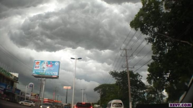 Latente la posibilidad de lluvias para Tabasco