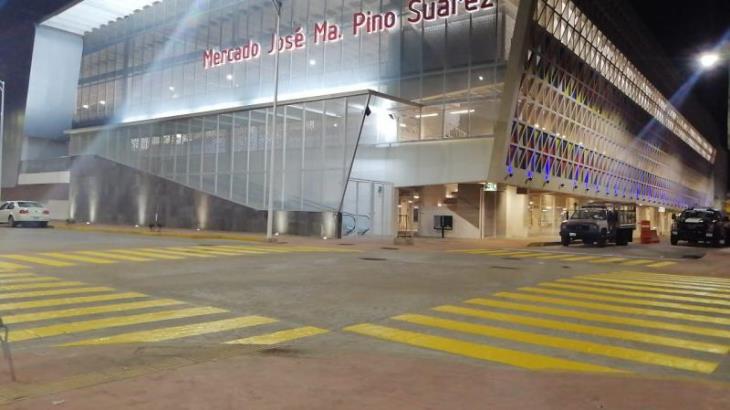 Supervisará IPCET que no vendan pirotecnia en alrededores del Pino Suárez
