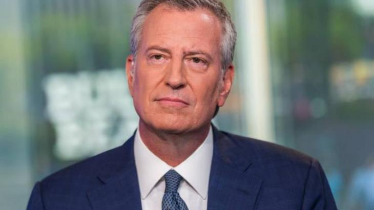 Alcalde de NY se baja de la contienda por la presidencia de EU