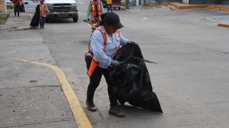 Hoy no habrá recolección de basura en Villahermosa