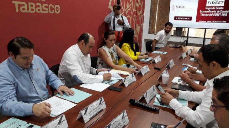 Revisarán 19 proyectos del FIDEET aprobados en Gobierno Nuñista de los que todavía adeudan 32 mdp