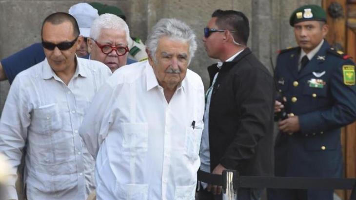 Ojalá que México supere los problemas que tiene: Pepe Mujica