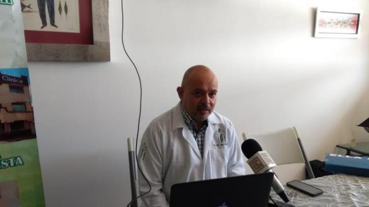 Realizan en Tabasco primer implante en México de una prótesis biodegradable biliar
