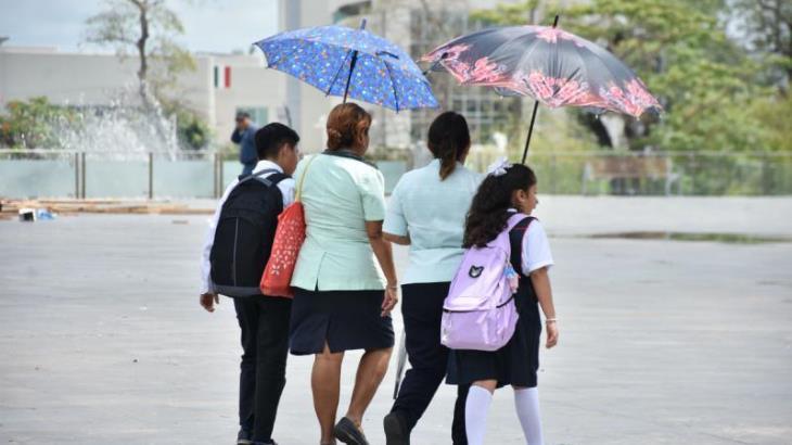 Prevén clima bochornoso para este jueves en Tabasco