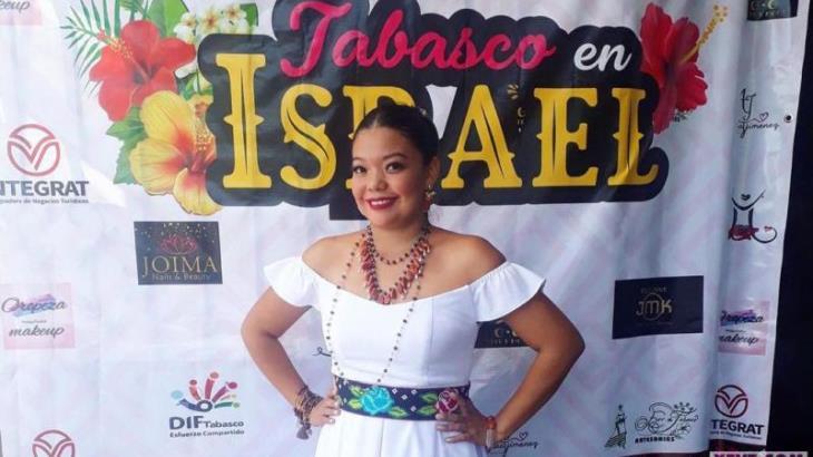 Artesana Tabasqueña expondrá sus productos en Jerusalén