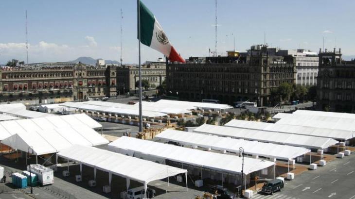Se realizará del 11 al 20 de octubre Feria Internacional del Libro en el Zócalo de la CDMX