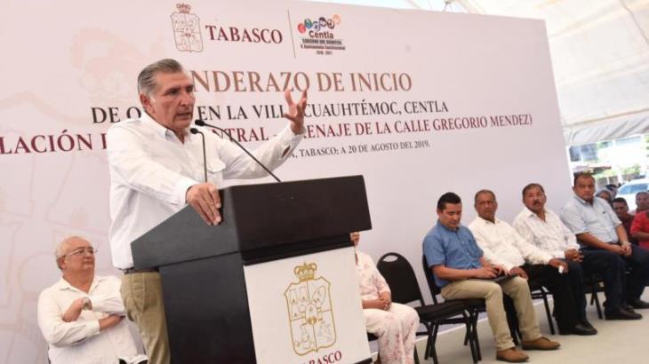 Confirman que empresa Tabasqueña participa para dar servicios en Chiltepec, Paraíso