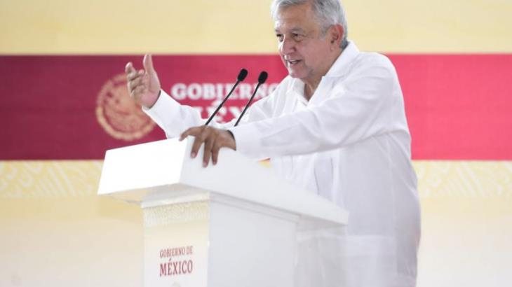 Avala AMLO voto de México a favor de levantar bloqueo a Cuba