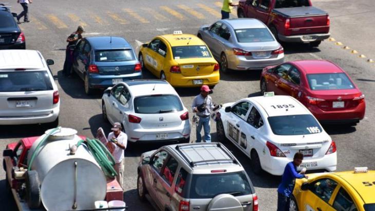 Imagen del Día: 'Se llenan cruceros de Villahermosa de vendedores'