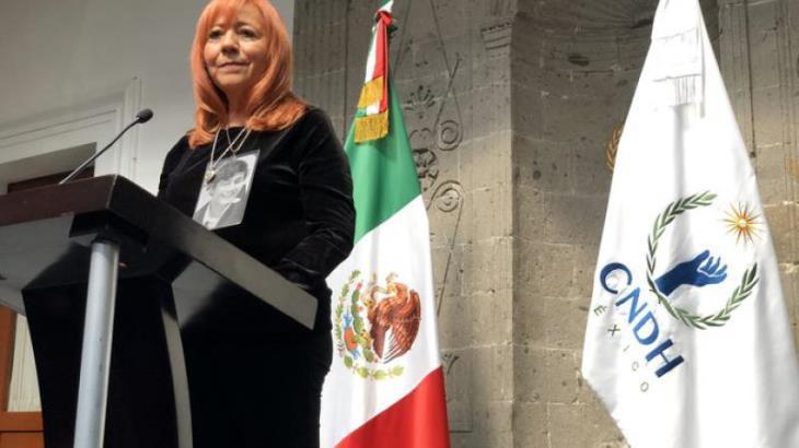No he mentido, cumplí con los requisitos para ser presidente de la CNDH, afirma Rosario Piedra