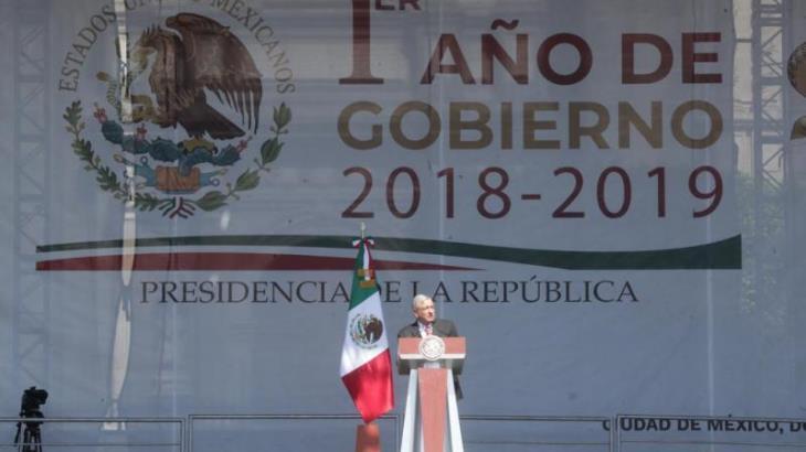 Admite Obrador que el principal desafío para el 2020 sigue siendo reducir la incidencia delictiva