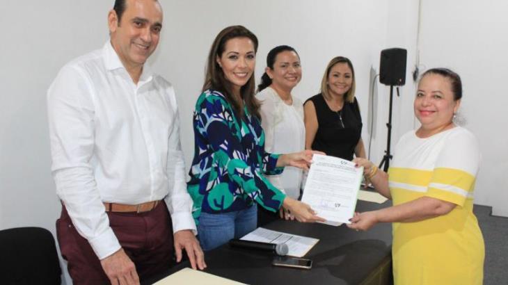 Entrega SEDEC cartas finiquito a beneficiarios del Fondo Empresarial Tabasco