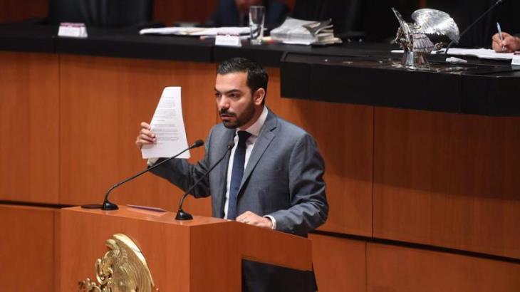 Cámara de Diputados pide investigar conflicto de interés denunciado por Carlos Urzúa