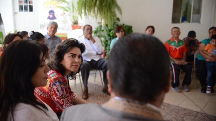 Critica Ivonne Ortega falta de reunión del PRI con aspirantes a dirigencia